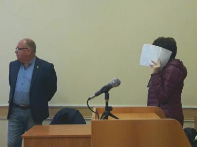 Главный архитектор Рязани приговорена кштрафу завзятки