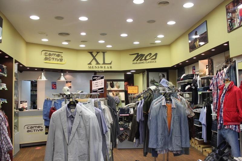 Стоковый Магазин Брендовой Одежды С Доставкой