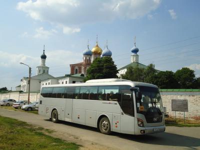 Автобусные экскурсии в январе