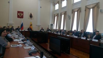 Председателем нового состава Рязанского облизбиркома вновь стал Владимир Грачев