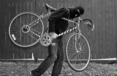 Рязанец необдуманно приобрёл краденый велосипед