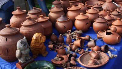 Ссемнадцатого августа вСкопине начнется шестой Международный фестиваль гончаров
