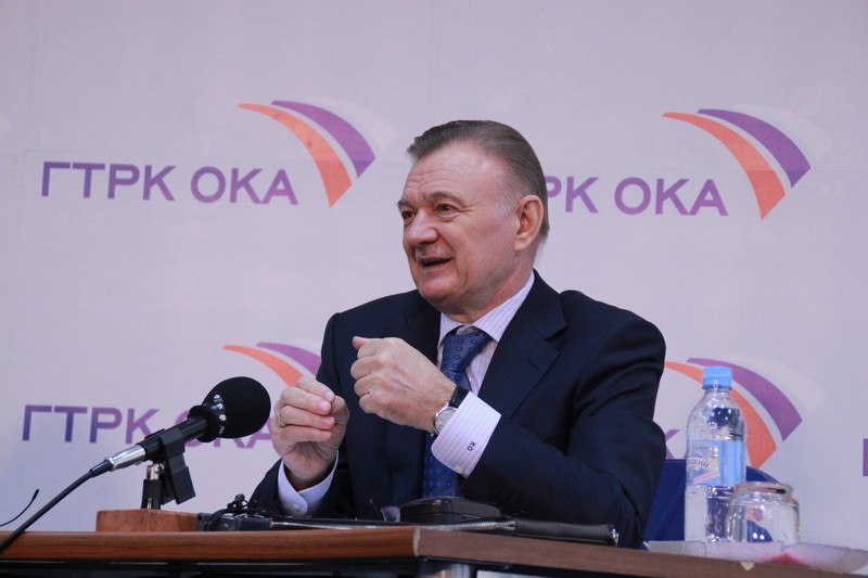 Поздравление губернатору о ковалеву