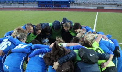 «Рязань-ВДВ» напоследних минутах игры вырвала победу у«Россиянки»
