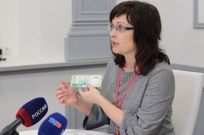 В РФ на25% уменьшилось количество фальшивых купюр