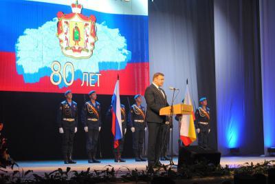 Губернатор Николай Любимов: «Рязанцы любят иумеют работать, дорожат собственной  малой родиной»