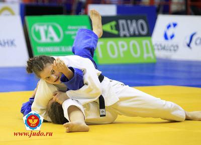 Трое дзюдоистов изЕкатеринбурга стали чемпионами Российской Федерации
