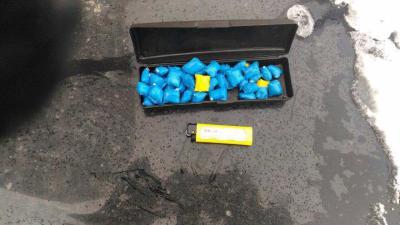 ВРязани словили 2-х наркодилеров