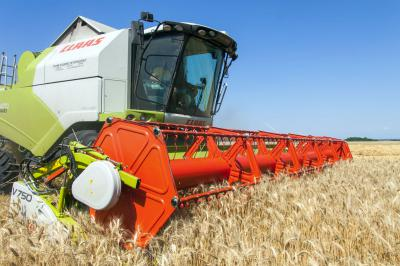 ВРязанской области намолочен почти миллион тонн зерна
