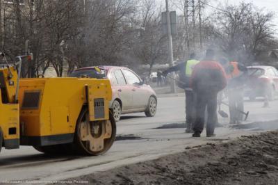 Администрация отчиталась оремонте дорог еще на 2-х дорогах