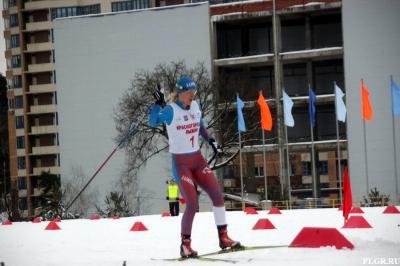 Дмитрий Япаров одержал победу «бронзу» наВсероссийских соревнованиях «Красногорская лыжня»
