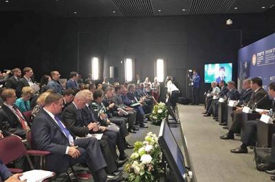 Руководитель Чувашии примет участие впанельной сессии «Моногорода— новые возможности для бизнеса»