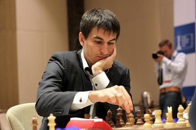 Дмитрий Андрейкин начемпионате Европы пошахматам 2-ой раз сыграл вничью