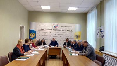 Напрезидентских выборах в клиниках Рязанской области создадут два временных участка
