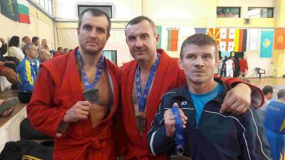 Четверо самбистовРТ стали призерами чемпионата мира среди ветеранов