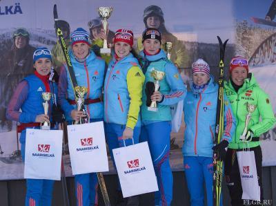 Вологодская лыжница Юлия Чекалева представит Российскую Федерацию на интернациональных соревнованиях